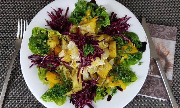 Fenchel-Kartoffel-Salat